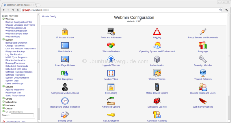 webmin ubuntu server 12.04 How to install Webmin on Ubuntu Server 12.04 LTS