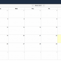 Calendar ownCloud precise 200x200 How to Install OwnCloud 5 in Ubuntu Server 12.10