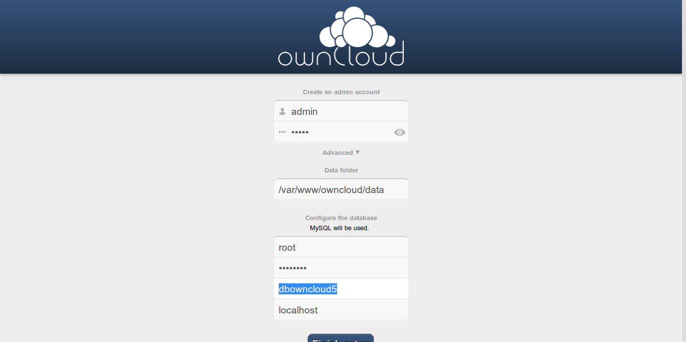 How to Setup OwnCloud Server 5 with SSL Connection