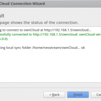 ownCloud Connection Wizard 047 200x200 How to Install OwnCloud 5 in Ubuntu Server 12.10